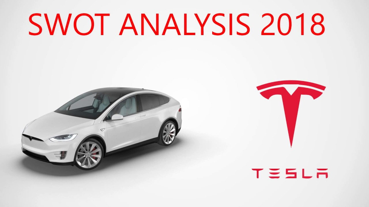 Swot Analysis Tesla WritinKservices.com